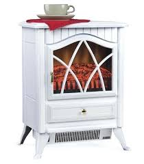Small Electric Fireplace Heater Electric Fireplace Heater Reviews 2015 Sylvania Duraflame Stove