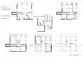 Villa Savoye Floor Plan by Le Corbusier U2013 Ipek Deniz Alpdogan U0027s Blog