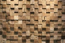 square wood panels from teak your wall architonic