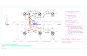 rain bird cad detail drawings two wire decoder control system