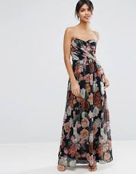 maxi dresses for weddings floral maxi dress for wedding 8333