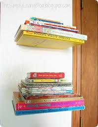 Bookcase Clips Best 25 Handmade Bookshelves Ideas On Pinterest Hanging