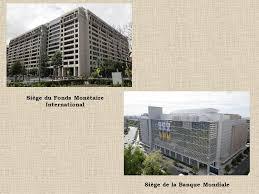 siege banque mondiale dynamiques territoriales ppt télécharger