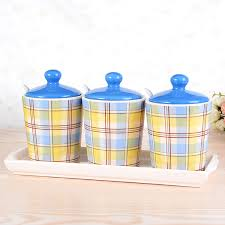 colorful kitchen canisters sets 28 images 4 multistripe