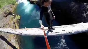 Oregon snorkeling images Upper clackamas river spearfishing snorkeling and log jumping jpg