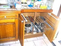 panier cuisine panier de rangement pour armoire traction pour cuisine panier de