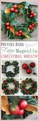 best 25 faux magnolia wreath ideas on pinterest fixer upper