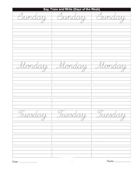 cursive writing book 84 printable coloring worksheet