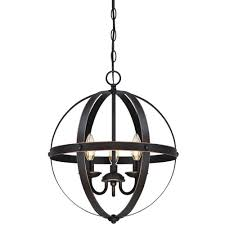 westinghouse stella mira 3 light rubbed bronze with highlights