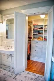 Closet Bathroom Ideas Bathroom Closet Design Home Custom Bathroom Closet Designs Home