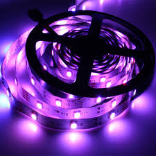 Purple Led Light Strips by 5m Smd 5050 Rgb Waterproof 300 Led Strip Light W 44 Key Controller