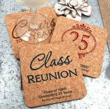 favors for class reunions class reunion favors