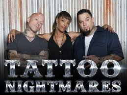 tattoo nightmares gus scratches back tattoo nightmares cast tommy jasmine and big gus have their work
