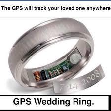 lols wedding band gps wedding ring