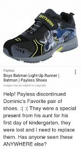 payless light up shoes payless boys batman light up runner i batman i payless shoes images