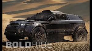 land rover range rover off road land rover range rover evoque dakar rally by rabe