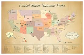 National Parks In Usa Map by Yellowstone Park Map National Park Guide Yellowstone National