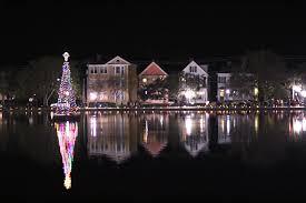 colonial lake tree lighting on friday december 1 charleston daily