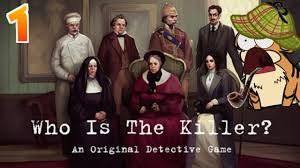 who is the killer episode 1 detective mabs