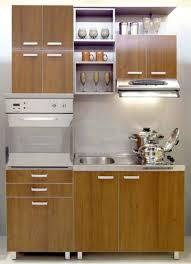 decorating your design of home with improve modern kitchen cabinet