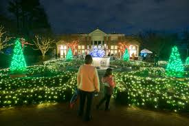 Garden Lights Garden Lights Media Page Atlanta Botanical Garden