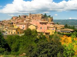 hill towns of the luberon by rick steves