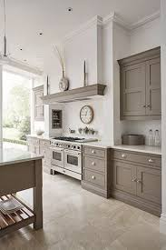 Grey Cabinets In Kitchen Top 25 Best Taupe Kitchen Cabinets Ideas On Pinterest Beautiful