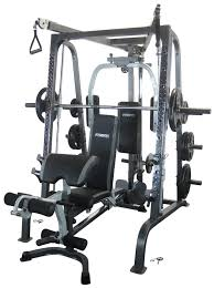 Weight Bench Package Force Usa Smith Machine U0026 Bench Package Reviews Productreview Com Au