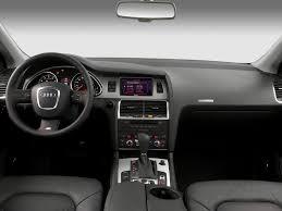 Audi Q7 Inside 2007 Audi Q7 Reviews And Rating Motor Trend