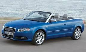 audi a4 2007 convertible 2007 audi a4 and s4 cabriolet auto shows car and driver