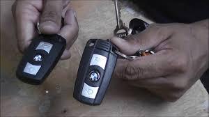 bmw 3 series key fob bmw 1 series key fob and battery change