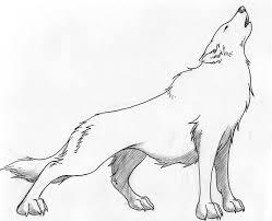 howling wolf design by crimsonwolfsobo on deviantart