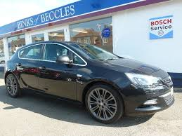 used vauxhall astra sri vx line 2012 cars for sale motors co uk