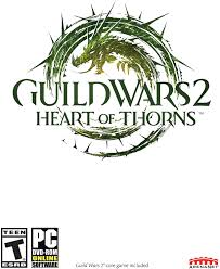 amazon com guild wars 2 heart of thorns online game code