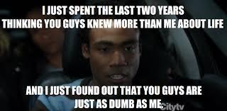 Junior Meme - meme as a freshman who has only sophomore junior and senior