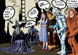 Wizard Of Oz Meme - oz meme face by lilodijemba123 on deviantart