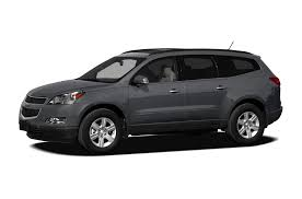 2011 chevrolet traverse new car test drive