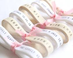 personalized ribbon for favors wedding favors ribbon custom printed ribbon twill 4