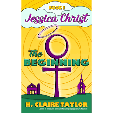 Texas Flag Pms Colors The Beginning Jessica Christ Book 1 By H Claire Taylor