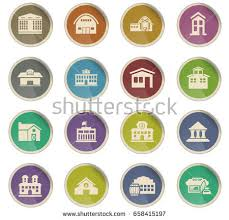 user interface design infrastructure vector icons user interface design stock vector