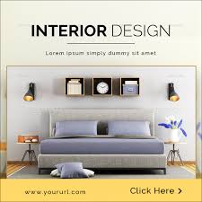 Bedroom Wall Banners Interior Banners By Doto Graphicriver