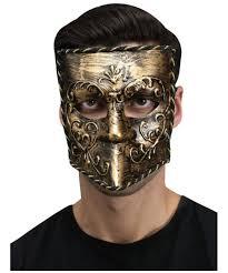mens venetian mask venetian bauta mask