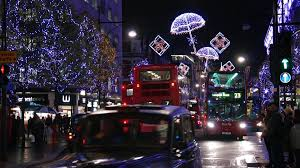 New Years Eve Decorations 2016 Uk by Christmas Lights And Decorations In London Uk Youtube