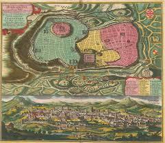 Map Of Jerusalem Ynetnews News Putting Jerusalem On The Map Ancient Drawings Of