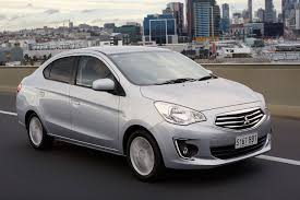 mitsubishi mirage silver 2017 mitsubishi mirage review