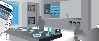 the kitchen of the future will be hyper connected sustainable and