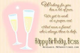 birthday card sayings boss our happy birthday collection the best