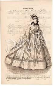 godey s fashions godey s fashion print engravings circa 1860