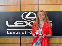 lexus richmond hill pursuit of perfection week 22 claire robinson lexus of