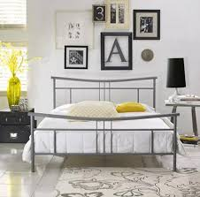 7 beautiful metal queen size beds cute furniture